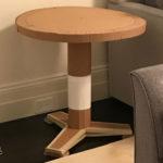 Efron Cardboard Mock-up of Side Tables